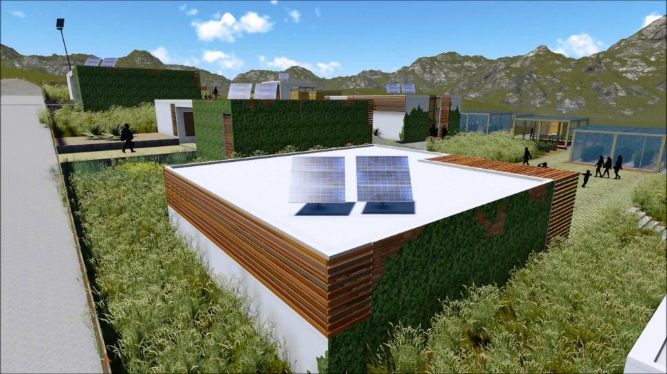 Casas sustentables como calentar tu vivienda sin pagar grandes tarifas de servicios informe - Como calentar la casa ...