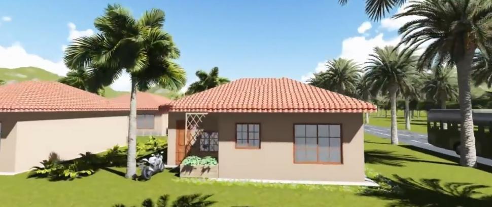 Macri firma un acuerdo para construir casas made in china informe construccion - Feria de casas prefabricadas ...