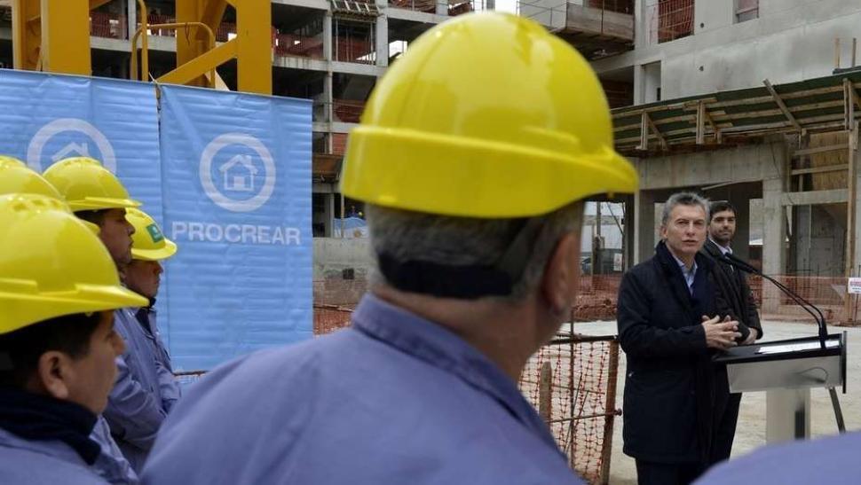 El gobierno destin unos 830 millones al procrear for Procrear construccion