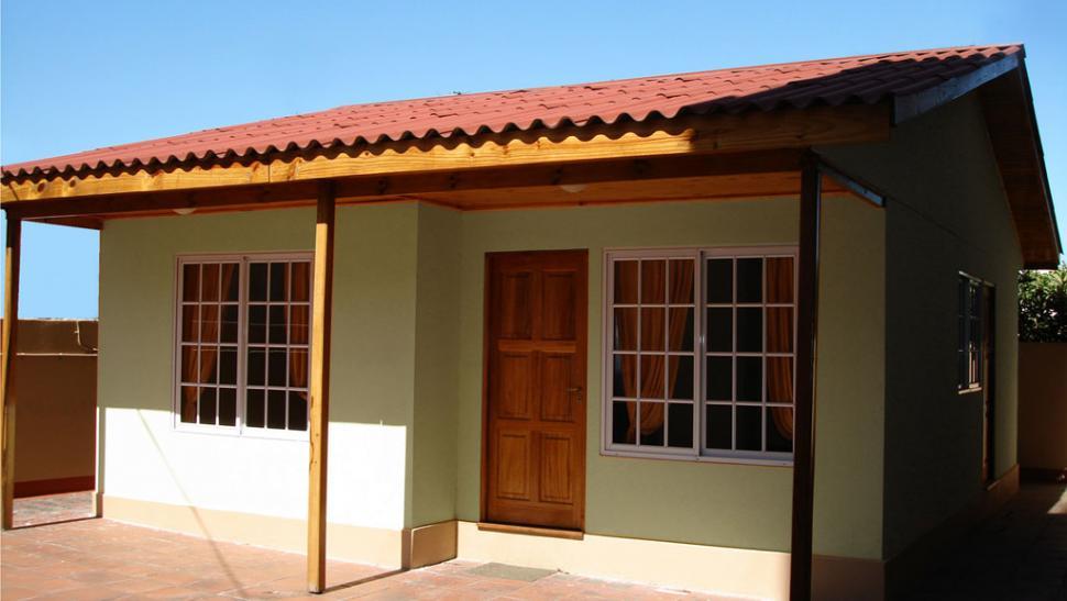Techo propio el gobierno insiste en un plan de viviendas for Plan de viviendas macri