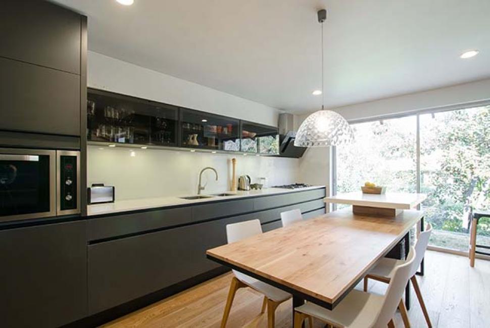 muebles de cocina en melamina masisa ideas