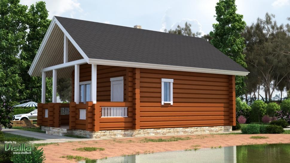 Se viene la revoluci n de las casas de madera a procrear - Venta de casas de madera en sevilla ...