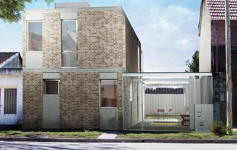 Procrear el gobierno da a conocer prototipos de casas for Casas procrear precios