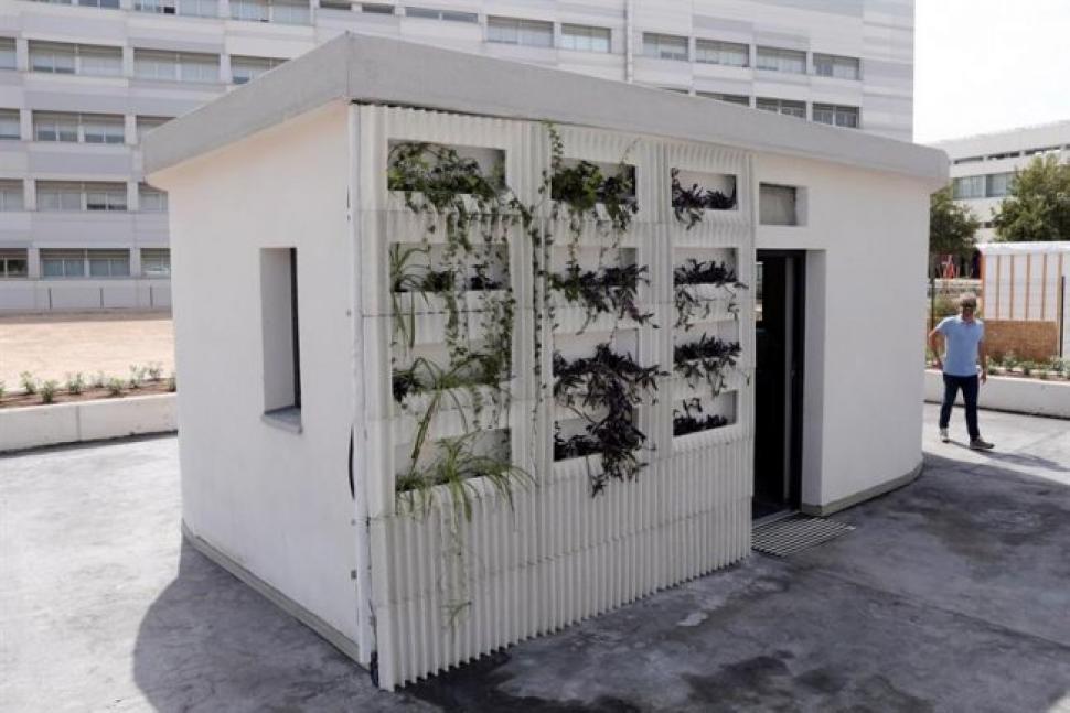 Lista la primera casa en espa a hecha con impresora 3d informe construccion - Casa lista madrid ...
